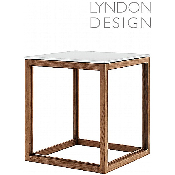 Lyndon Design Metro Occasion Table