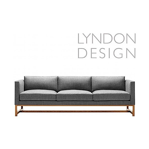 Lyndon Design Orten 3 Seater Sofa