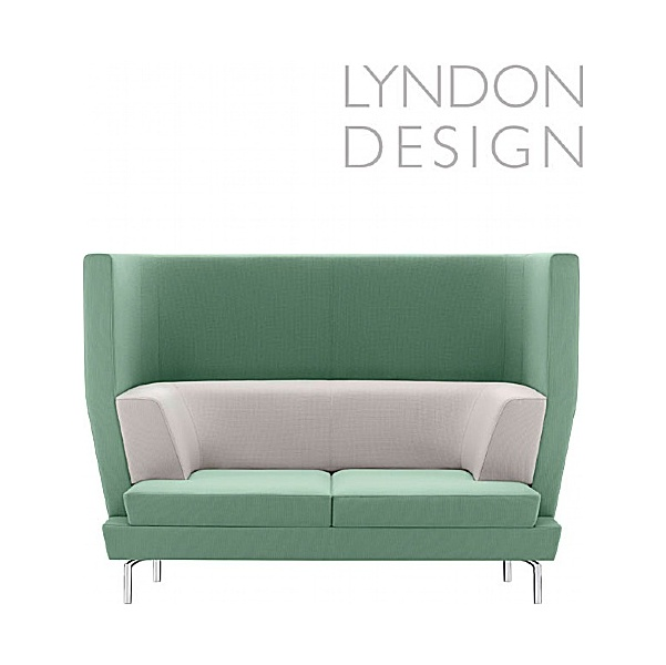 Lyndon Design Entente High Back Sofa