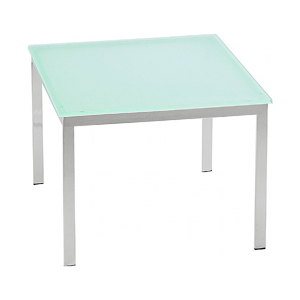BN Tutti Glass Square Coffee Table