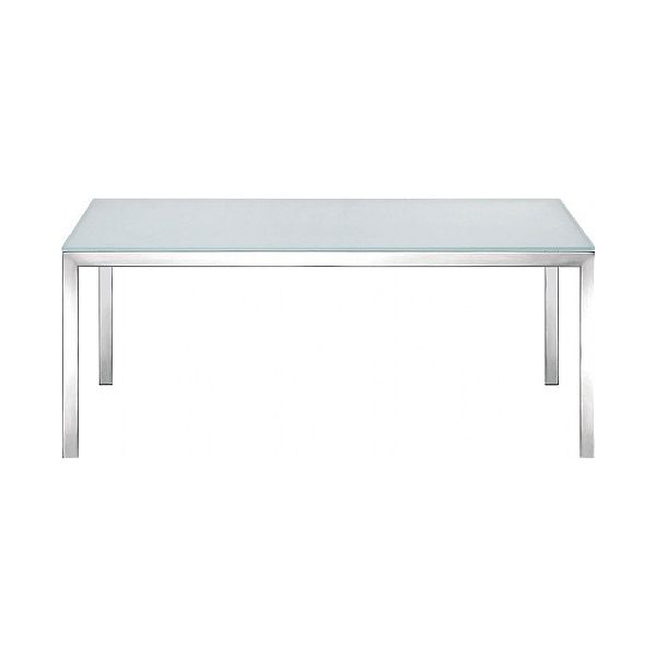 BN Tutti Glass Rectangular Coffee Table