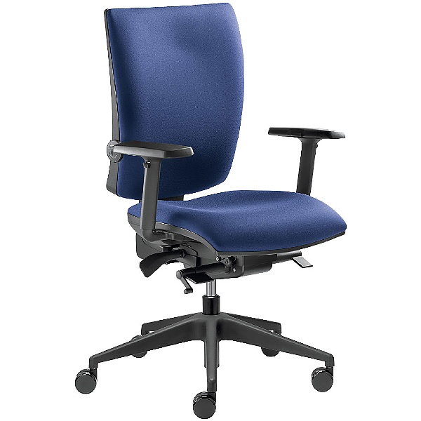 Lyra Fabric Operator Chair