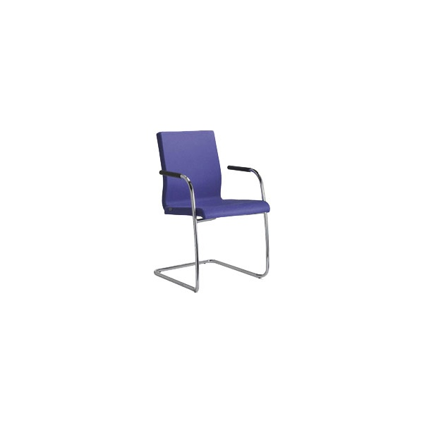 Lyra Fabric Cantilever Conference Chair