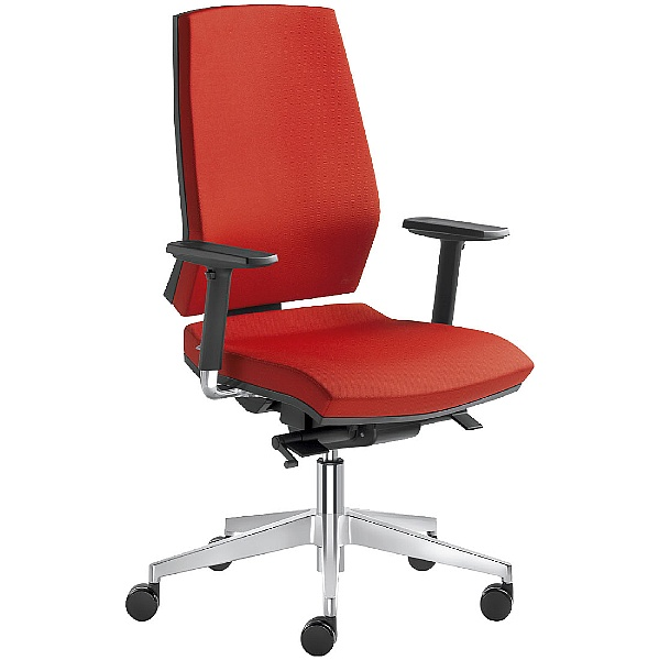 Stream Fabric Operator Chair