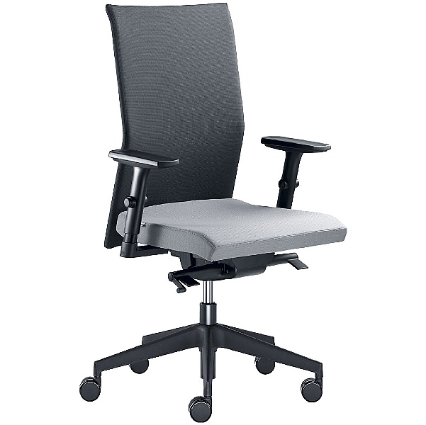 Web Fabric Operator Chair