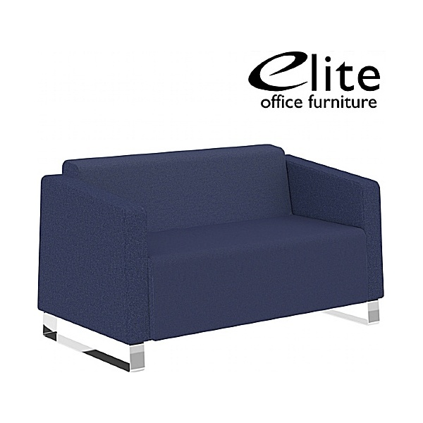 Elite Ella 2 Seater Modular Reception Sofa + Arms