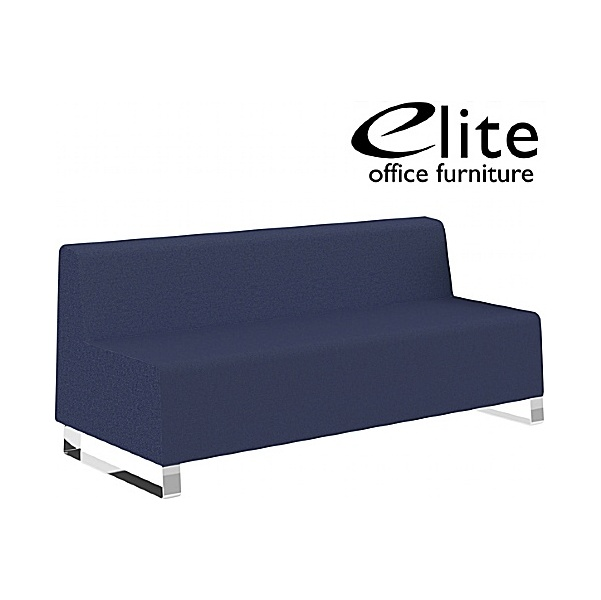 Elite Ella 3 Seater Modular Reception Sofa No Arms