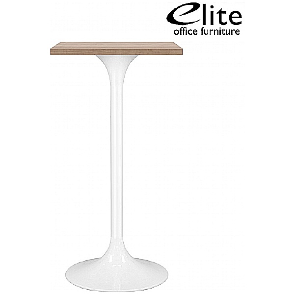Elite Square Bar Table Trumpet Base