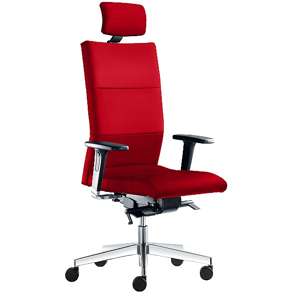 Laser Fabric Executive Chair