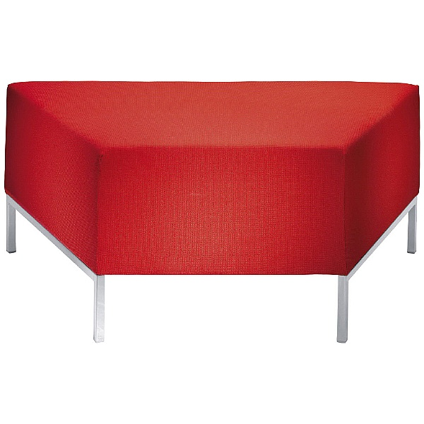 Kubik Fabric Modular Reception Seating