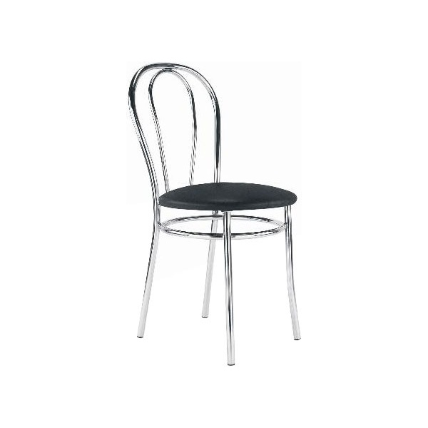 Tulipan Cafe Chair Vinyl Seat