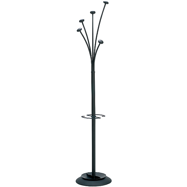 Festy Black Coat Stand