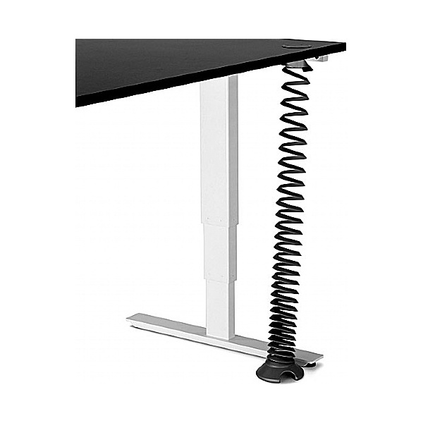 BN Easy Space Vertical Cable Riser For Height Adjustable Desks