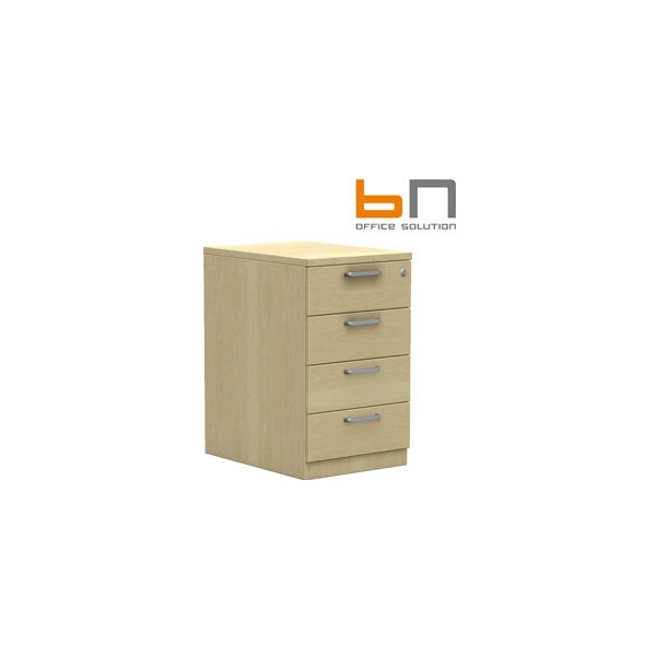 BN Easy Space Desk High Pedestal