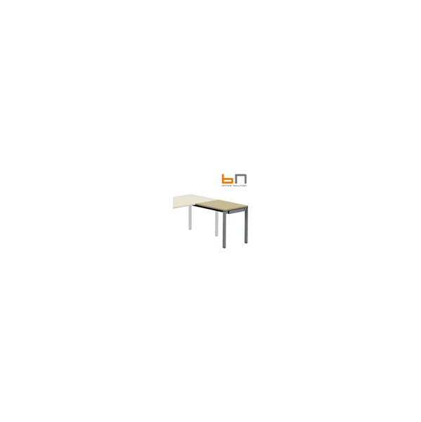 BN SQart Workstation Rectangular Desk Extension