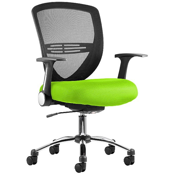 Armor Colours Mesh Two Tone Task Chair
