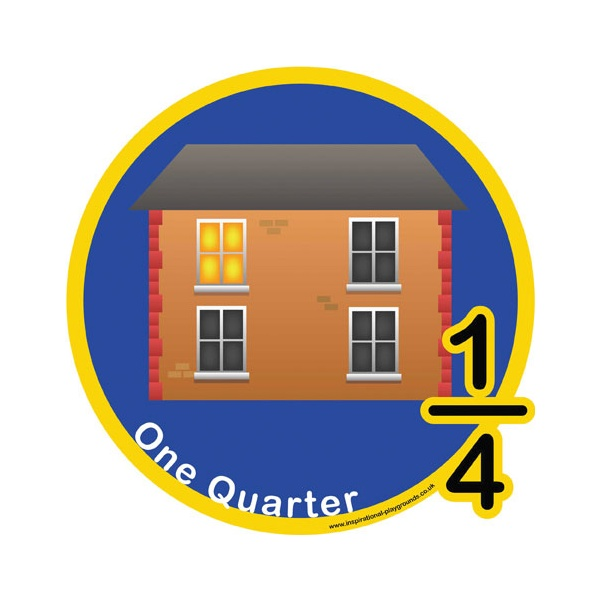 One Quarter Fraction Sign