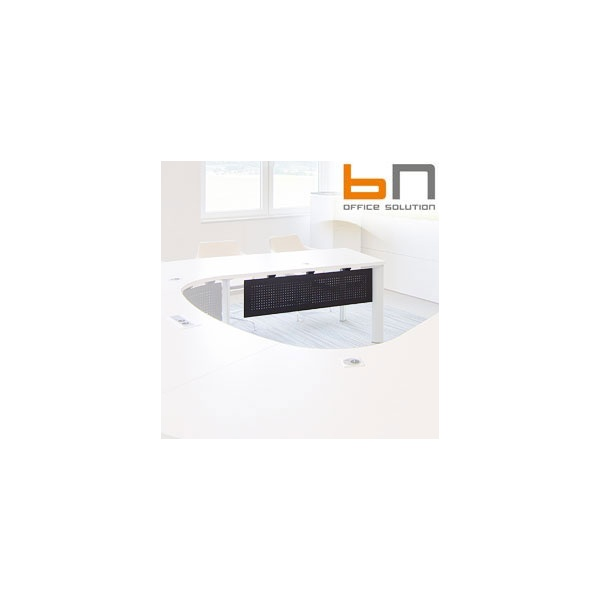 BN CX 3200 Rear Modesty Panels For Rounded Desks