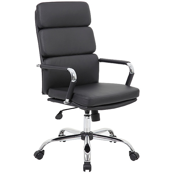 Ava Executive Manager Chair - Black