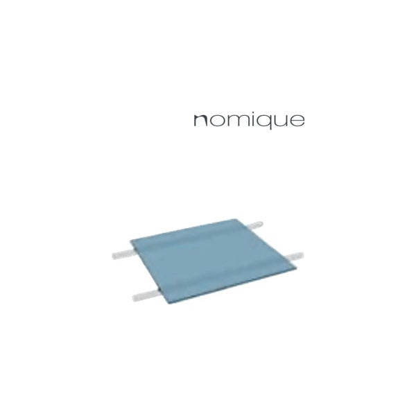 Nomique Infinity Modular Straight Glass Connecting Tables