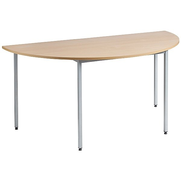 NEXT DAY Flexi Tables Semi Circular