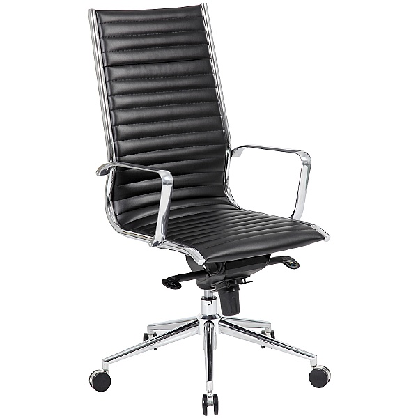 Abbey High Back Leather Office Chairs