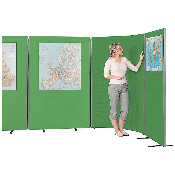 ColourPlus BusyScreen Floorstanding Screens
