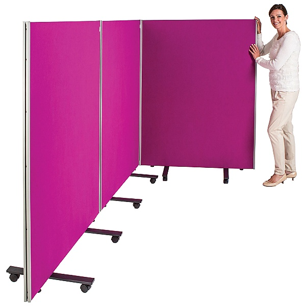 ColourPlus BusyScreen Triple Safety Screens