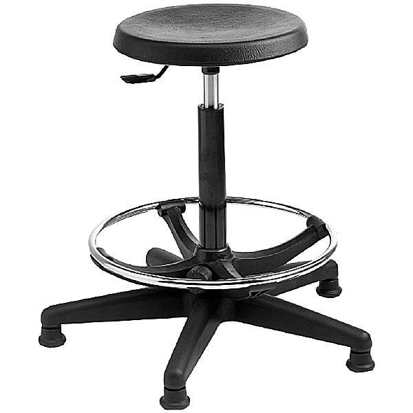 Premium Industrial Poly Stool