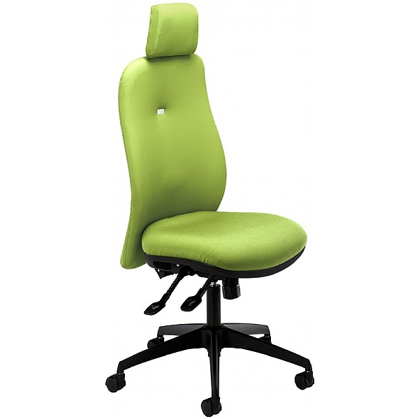 Summit Inflexion Synchro Executive Task Chair With