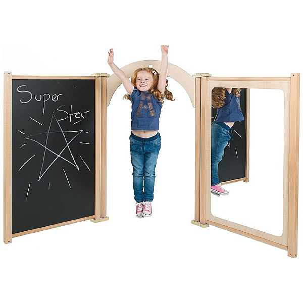 PlayScapes Role Play Maple Panel Drama Set