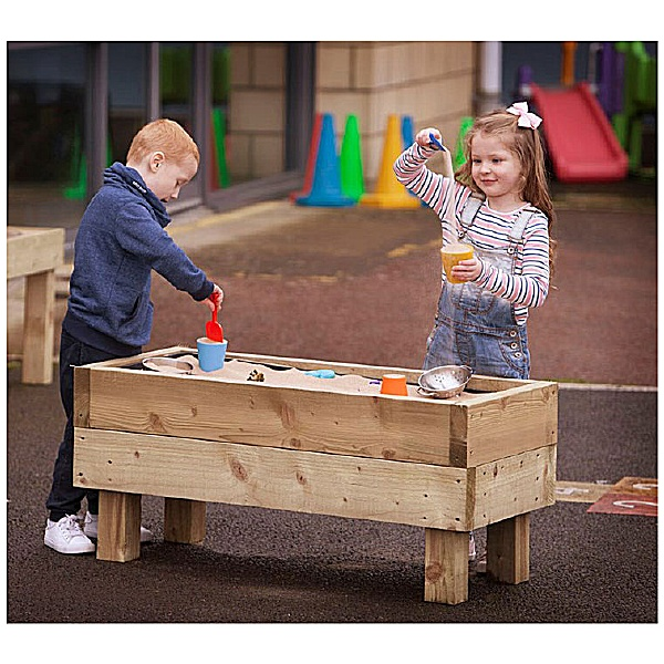 PlayScapes FreeStanding Sand Pit