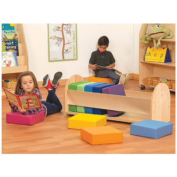 PlayScapes Rainbow Cushions