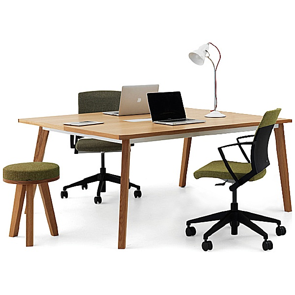 Martin Bench Desks - 2 Person