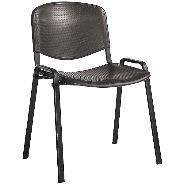 Jimmy Poly Chairs Black