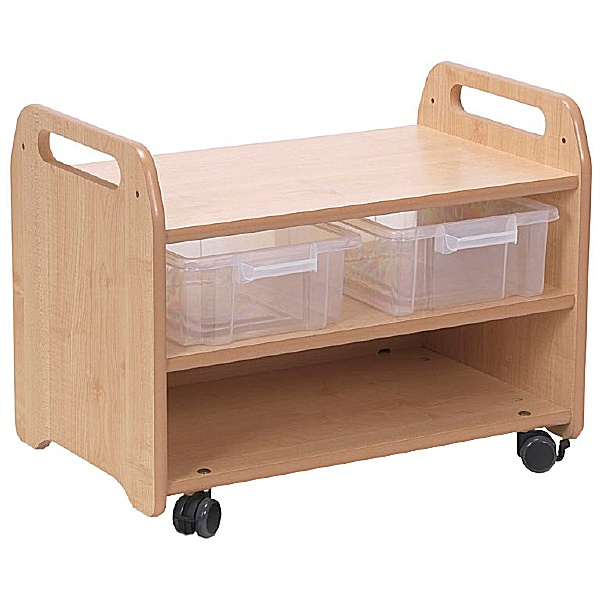 PlayScapes Easel Stand & Storage Trolley