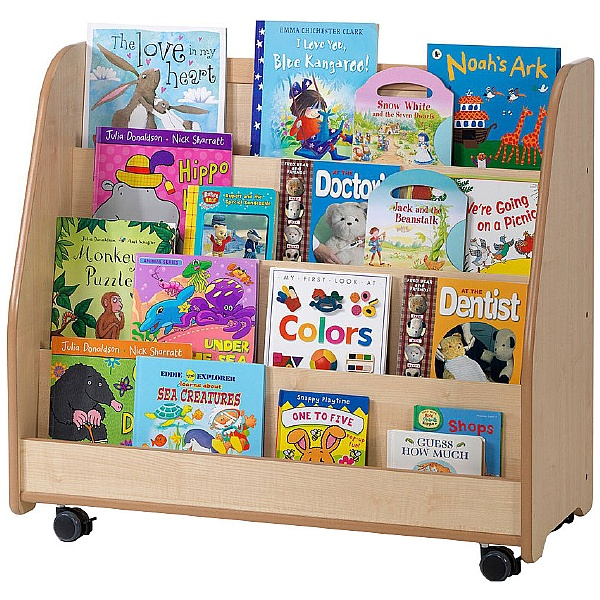 PlayScapes Mobile Tall Book Display