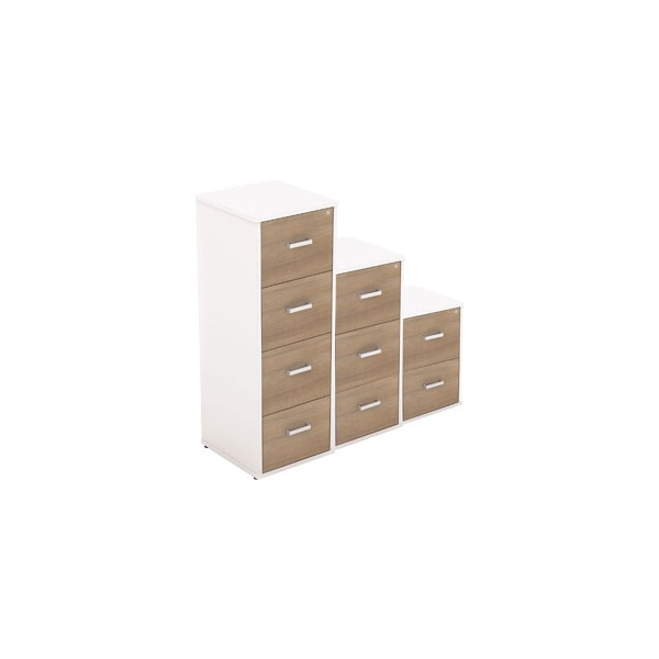 Presence Colour Filing Cabinets