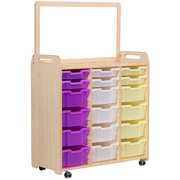 PlayScapes Variety Tray Storage Unit With Magnetic