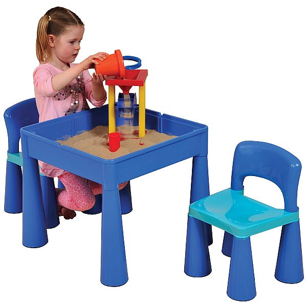 Children's Multi Purpose Table and Chair Set