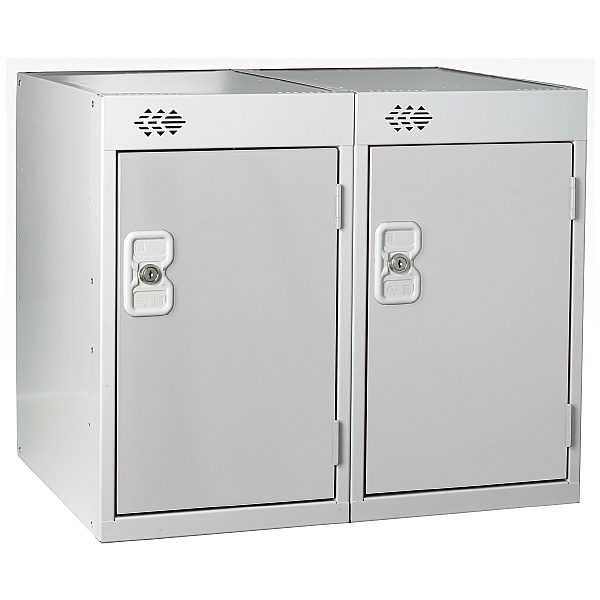 Quarto Lockers With BioCote