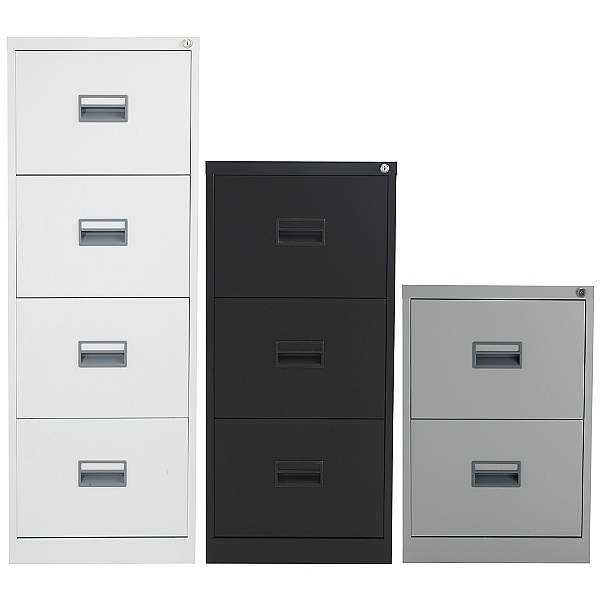 Commerce II Steel Filing Cabinets
