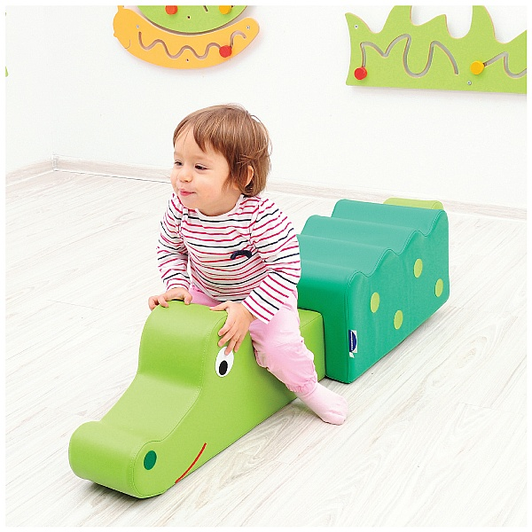 Soft Play Foam Crocodile