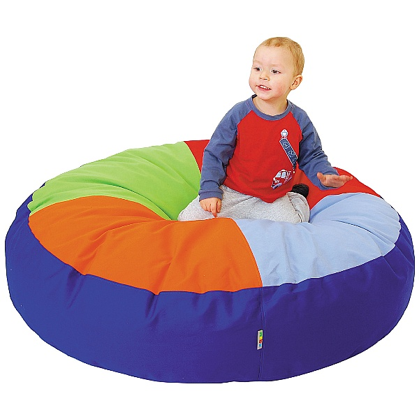 Large Colourful Childrens Cushion