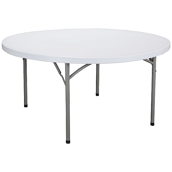 Atlantic Round Poly Folding Tables