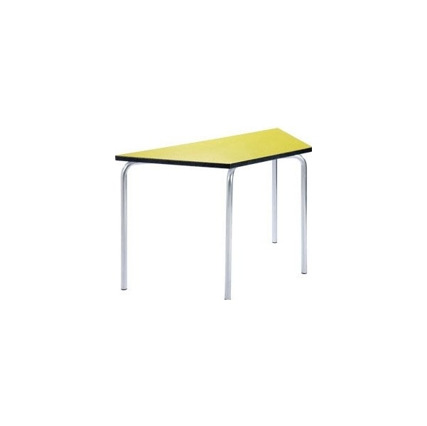 Trapezoidal Equation Classroom Tables