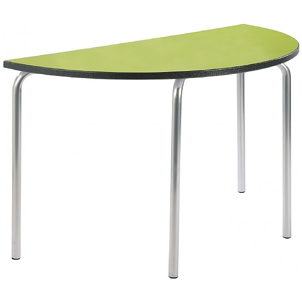 Semi Circular Equation Classroom Tables