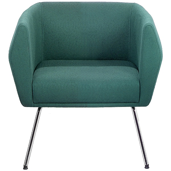 Sven HB1L 4 Leg Fabric Reception Chairs