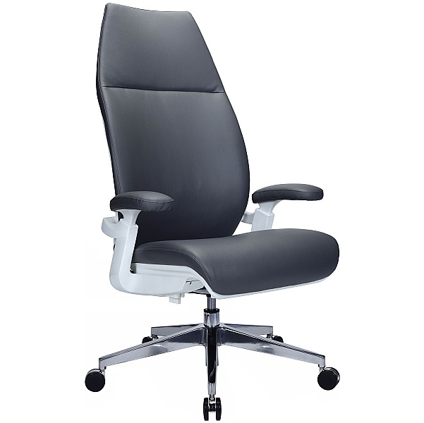 Kinetix Executive Leather Task Chair