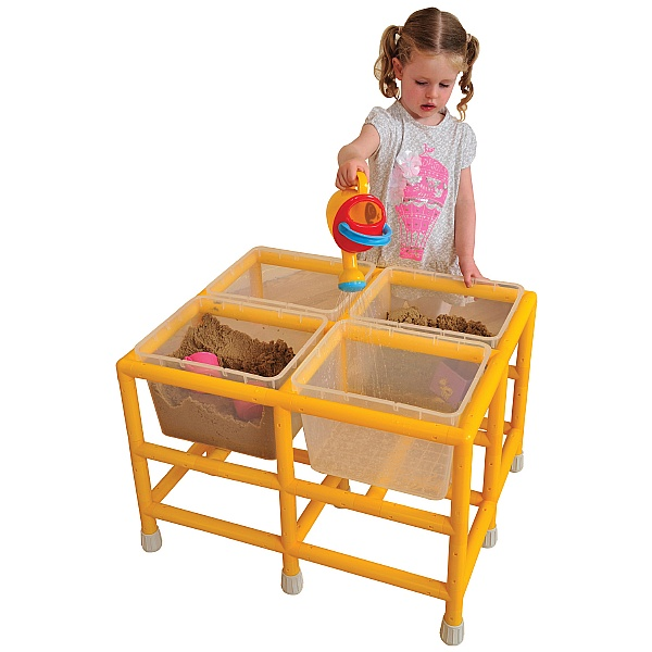 Toddler Quad Sand & Water Play